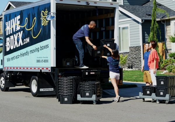 If you rent a quality moving van and hire the right team, no move is too big or too difficult to handle.